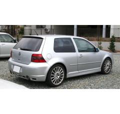 Накладки на пороги Volkswagen Golf IV 3дв