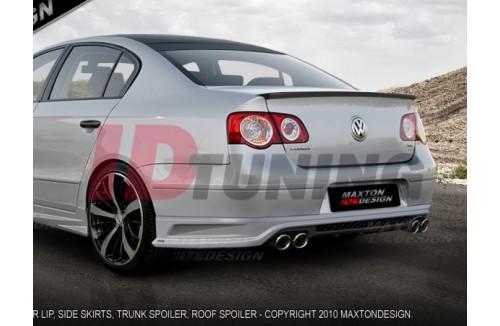 Спойлер Volkswagen Passat 3C Седан