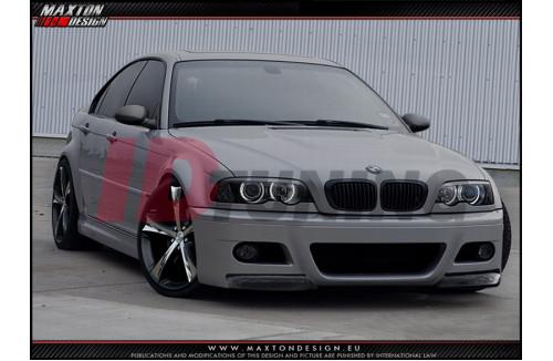 Бампер передний BMW 3 E46 Седан вар.1
