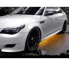 Накладки на пороги BMW 5 E60/E61