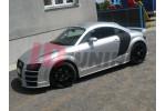 Накладки на пороги Audi TT