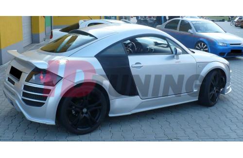 Накладки на крылья Audi TT