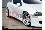 Накладки на пороги 3 Opel Tigra