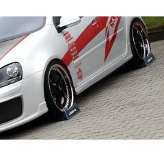 Накладки на пороги Volkswagen Golf 5 GTI