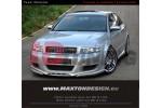 Бампер передний Audi A4 B6