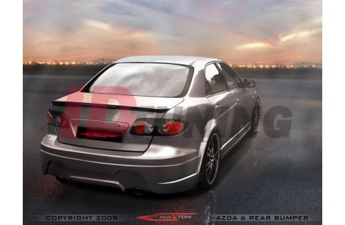 Бампер задний Mazda 6 YAKUZA вар.1