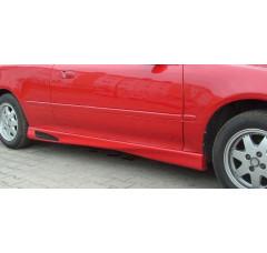 Накладки на пороги Honda CRX DEL SOL