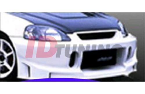 Бампер передний Honda Civic VI Дорестайл вар.2