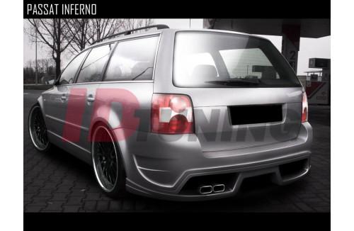 Бампер задний Volkswagen Passat 3B Универсал INFERNO