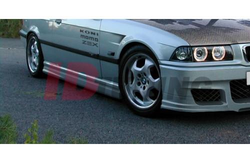 Накладки на пороги BMW 3 E36 MAFIA