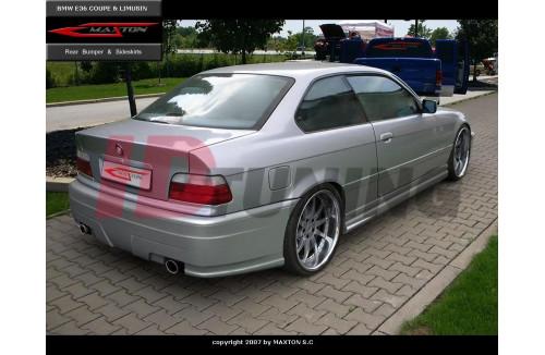 Бампер задний BMW 3 E36