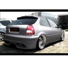 Бампер задний Honda Civic VI Хэтчбек INFERNO