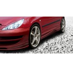 Накладки на пороги Peugeot 307 INFERNO