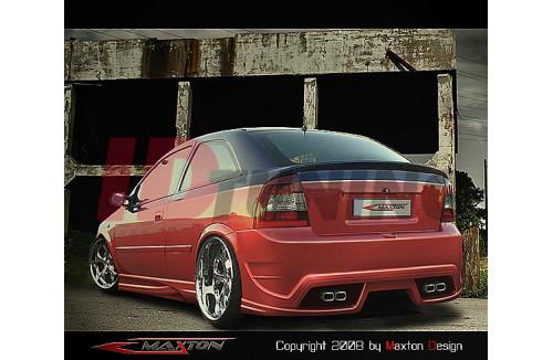 Бампер задний Opel Astra G Хэтчбек INFERNO