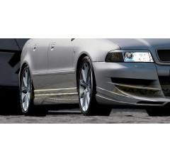 Накладки на пороги Audi A4 B5 INFERNO