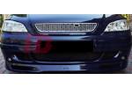 Накладка на бампер передний Opel Astra G