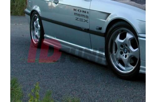 Накладки на пороги BMW 3 E30 Mafia