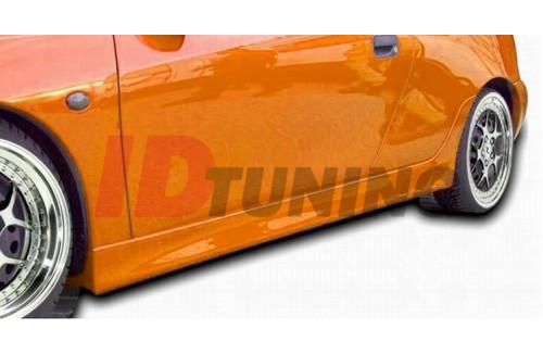 Накладки на пороги 1 Opel Tigra
