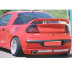 Накладка на бампер задний Opel Tigra