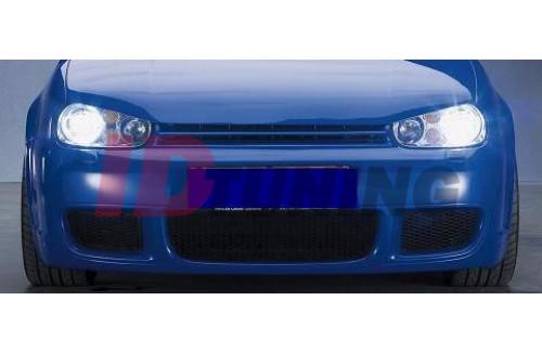 Бампер передний Golf IV (R32 look)