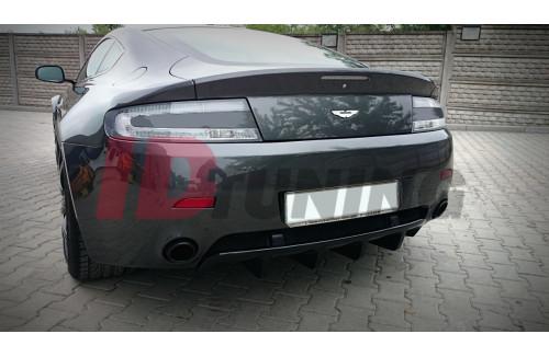 Накладка на бампер задний Aston Martin V8 Vantage