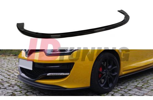 Сплиттер передний Renault Megane 3 RS вар.1