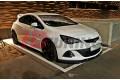 Сплиттер передний Opel Astra J OPC/VXR вар.1