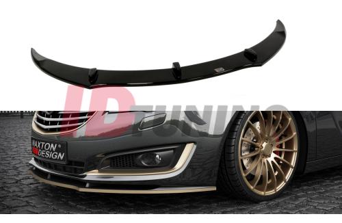 Сплиттер передний Opel Insignia MK1 Рестайл