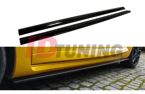 Накладки на пороги Renault Megane 3 RS