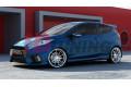 Бампер передний Ford Fiesta MK7 Рестайл (RS 2015 look)