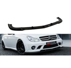 Сплиттер передний Mercedes C-класс C219-W204 (AMG look)