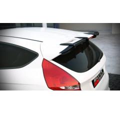 Накладки на спойлер на крышу Ford Fiesta MK7 ST/Zetec S Рестайл в грунте