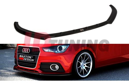 Сплиттер передний Audi A1-Дорестайл