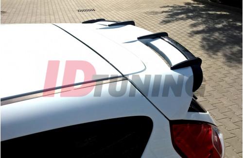 Накладки на спойлер на крышу Ford Fiesta MK7 ST в грунте