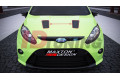 Имитация решеток воздухозаборников Ford Fiesta MK7 (RS look)