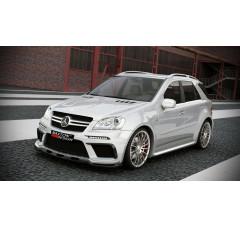 Комплект обвеса Mercedes ML W164 2005-2008