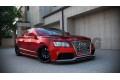 Сплиттер передний Audi RS5 Дорестайл (2010-2011)