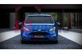 Бампер передний Ford Fiesta MK7 Дорестайл (ST look)