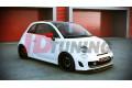 Сплиттер передний Fiat 500 Abarth