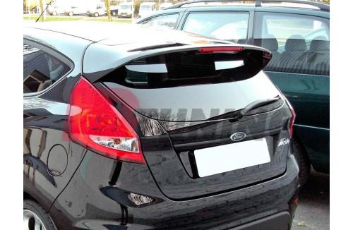 Спойлер на крышу Ford Fiesta MK7 Рестайл