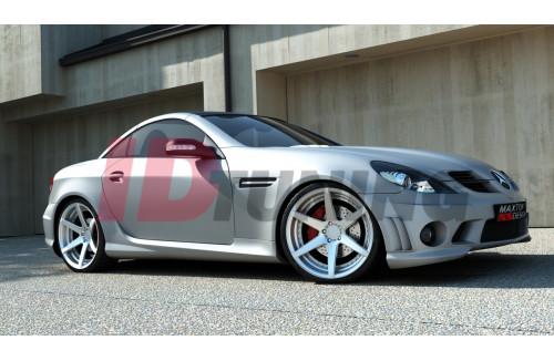 Комплект обвеса Mercedes SLK R171 (AMG204 look)