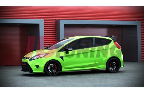 Комплект обвеса Ford Fiesta MK7 (RS look)