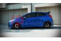 Комплект обвеса Ford Fiesta MK7 Рестайл (RS look)