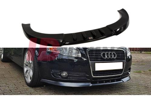 Сплиттер передний Audi A4 B7 ver.1