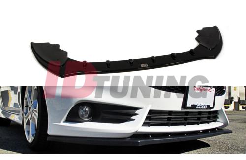 Сплиттер передний Ford Fiesta MK7 ST Рестайл с 2013