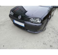Сплиттер передний Volkswagen Golf IV
