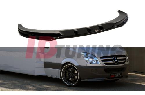 Сплиттер передний Mercedes Sprinter 2006-2012