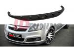 Сплиттер передний Opel Zafira B Дорестайл