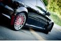 Комплект обвеса + капот Mercedes CLK W209 (BLACK SERIES look)