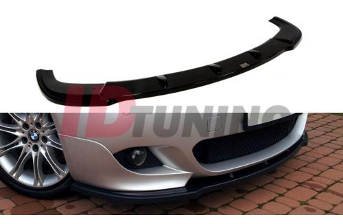 Сплиттер передний BMW 5 E60 M-Pack